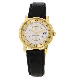 Bvlgari ST35G Solo Tempo watch men's