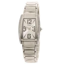 Piaget GOA36095 Limelight Tonneau Side Diamond Watch Ladies