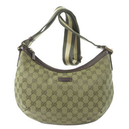Gucci 181092 GG Shoulder Bag Women