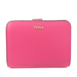 Furla Logo Motif Folded Wallet (with coin purse) Ladies