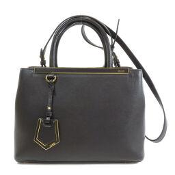 Fendi Toujour Tote Bag Ladies