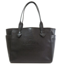 Loewe logo motif tote bag ladies