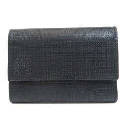 ロエベ アナグラム 二つ折り財布(小銭入れあり)レディース