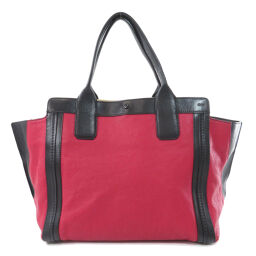 Chloe Alison Bicolor Tote Bag Ladies