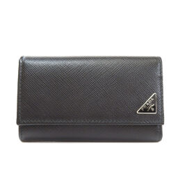 Prada Safiano key case for men