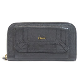 Chloe Logo Motif Purse (with coin) Ladies