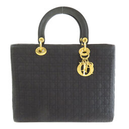 Christian Dior Lady Dior Tote Bag Ladies
