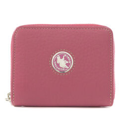 Hunting World Logo Coin Case Ladies