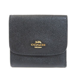 Coach F87588 Logo Bi-Fold Wallet (with coin purse) Ladies
