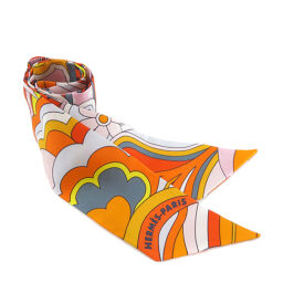 Hermes Zilly Scarf Ladies