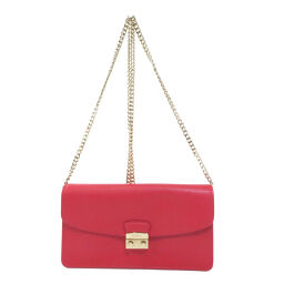 Furla Chain Shoulder Bag Ladies