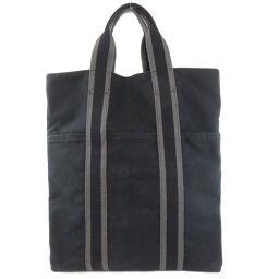 HERMES Fooluca Bass Tote Bag Ladies