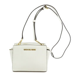 Michael Kors Logo Motif Shoulder Bag Women