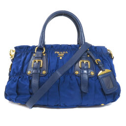 Prada 2WAY Handbags Ladies