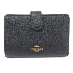 COACH F11484 logo motif Two-fold wallet (with coin purse) ladies