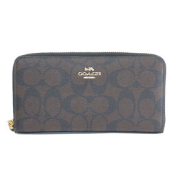 Coach F54632 Signature Purse (with coin purse) Ladies