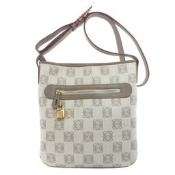 Loewe Anagram Shoulder Bag Ladies
