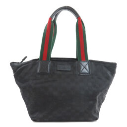 Gucci 131230 Sherry Line Tote Bag Ladies