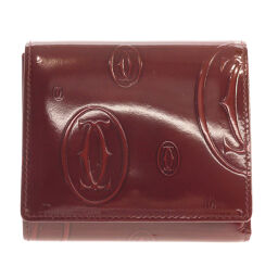 Cartier Happy Birthday Two-folded wallet (with coin purse) Ladies