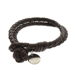 Bottega Veneta Intrecherto Bracelet Ladies