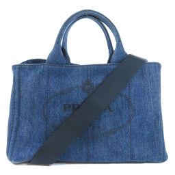 Prada 1BG642 Kanapa 2WAY tote bag ladies'