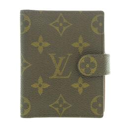 Louis Vuitton R20007 Agenda Mini Monogram Notebook Cover Ladies