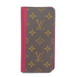 Louis Vuitton M68690 Folio Monogram iPhoneXsMax iPhone Case Ladies