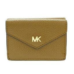 マイケルコース ミニウォレット 二つ折り財布(小銭入れあり)レディース