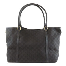 Gucci 265695 GG Outlet Tote Bag Ladies