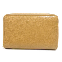 Gucci 420113 Logo Motif Outlet Bi-Fold Wallet (with coin purse) Ladies
