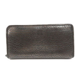 Loewe Anagram Long Wallet (with coin purse) Women's