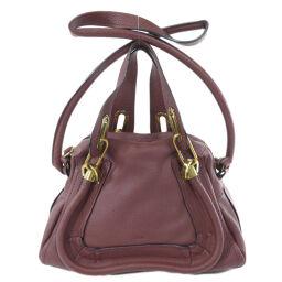 Chloe Paraty Handbags Ladies