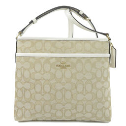 Coach F29960 Signature Shoulder Bag Women