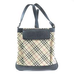 Burberry Nova Check Shoulder Bag Women