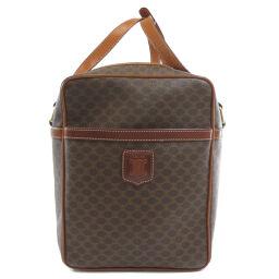 Celine Macadam Shoulder Bag Women