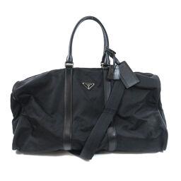 Prada 2WAY Boston Bag Ladies