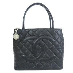 Chanel Reprint Tote Silver Hardware Tote Bag Ladies