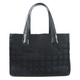 Chanel New Travel Line PM Tote Bag Ladies