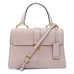 Miu Miu 2WAY Handbags Ladies