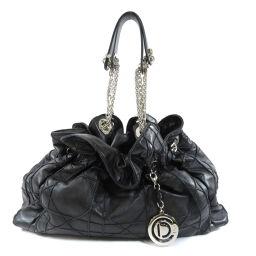 Christian Dior Chain Bag Tote Bag Ladies