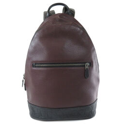Coach F79961 Logo Motif Backpack Daypack Ladies