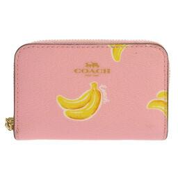 Coach 2358 Banana Coin Case Ladies