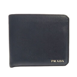 Prada logo motif Two-fold wallet (with coin purse) Women