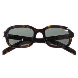 Prada logo motif sunglasses unisex