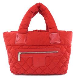Chanel Cocoko Koon Tote Bag Ladies