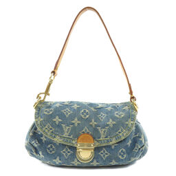 Louis Vuitton M95050 Mini Pretty Monogram Denim Handbag Ladies