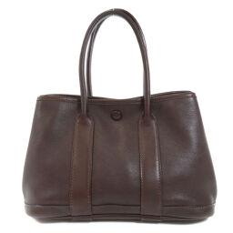 Hermes Garden Party TTPM Havana Handbags Ladies