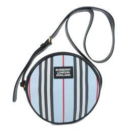 Burberry plaid shoulder bag ladies