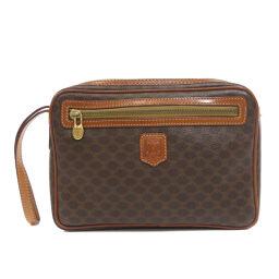 Celine Macadam Pattern Second Bag Men