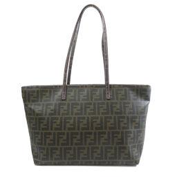 Fendi Zucca Tote Bag Ladies